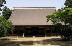 高壇林・飯高寺(日本最古の大学)