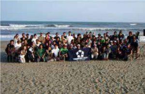 半日手ぶらOK!の九十九里浜サーフィン体験