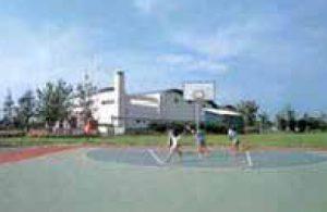 光しおさい公園テニスコート(横芝光町)