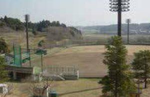 芝山公園 野球場(芝山町)
