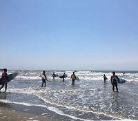 サーフィン体験宿泊プラン