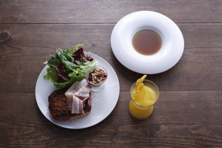 とっておきの日の朝食 フレンチトースト